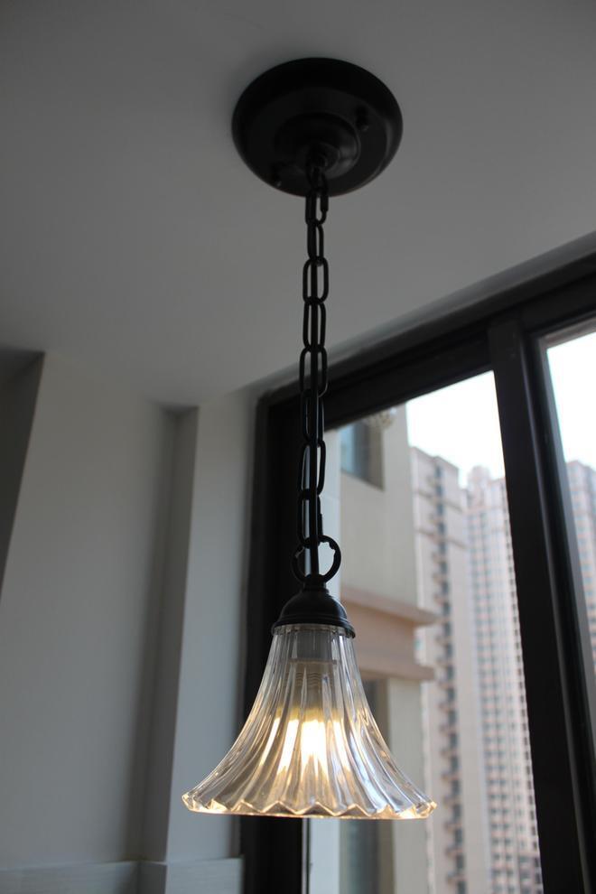 水槽吊灯,把碗能洗的再干净点。,灯具,