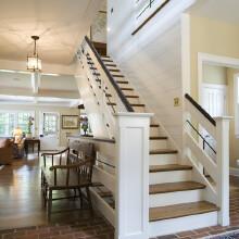 联排别墅楼梯装修参考