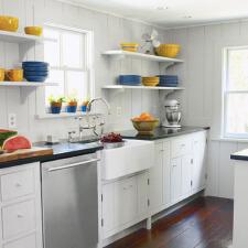 40个小厨房的空间保卫战