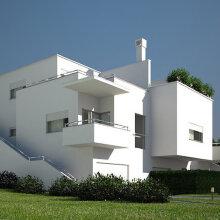25套现代别墅外形设...