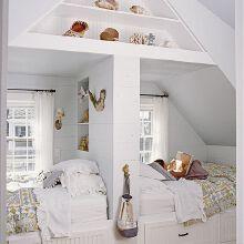 阁楼卧室装修设计参考