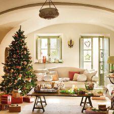 30款圣诞树装饰巧扮家居