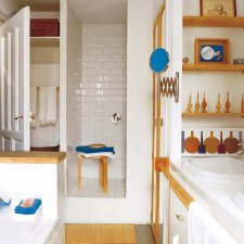 成全,带浴缸的卫生间淋浴房