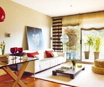 90平室内现代装修风格 ...
