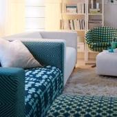 温软沙发 照暖片刻惬意时光