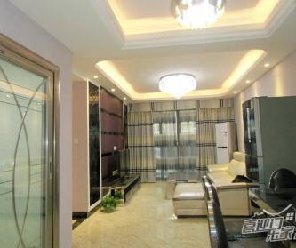 广州诺德名都95平三居室...