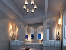 成都蓝山美树——367平欧式现代别墅