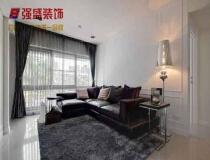 10万打造125平欧式现代四居室
