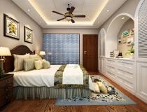 10万打造130平现代风格三居室