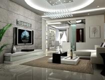 11万打造137平现代风格三居室