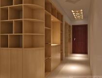 水悦龙湾——15万打造130平米四居新中式风格
