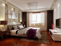凤景湾——8万打造118平米三居中式风格