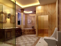 55万打造300平欧式风格别墅-300平米别墅欧式风格