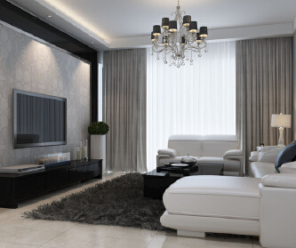 现代家居装修效果图