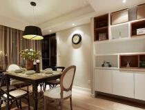 10万打造120平三居室现代简约风格