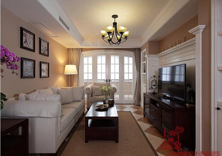 小时代168平四居室现代简欧风格