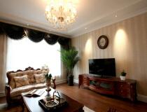 金城府168平三居室欧式古典风格