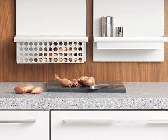 厨房收纳设计 让你爱上做...