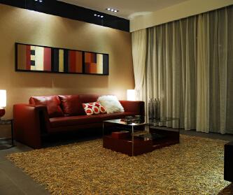 珑园85平公寓现代风格