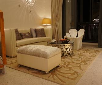 浪漫的单身公寓
