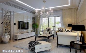 深圳龙岸花园150平...