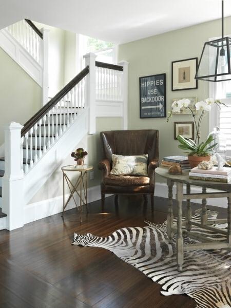 ,楼梯,玄关,现代,原木色,