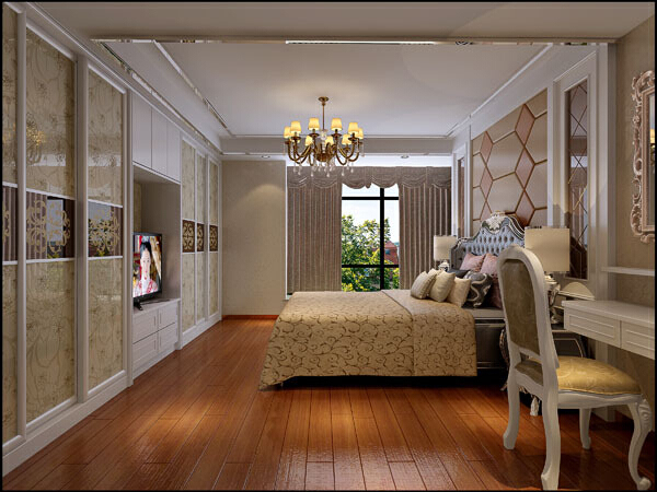 ,25平,卧室,3万,一居,效果图,现代,