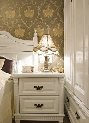 ,小户型,卧室,10万,150平,田园,绿色,
