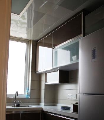 ,现代,白色,12万,小户型,110平,厨房,