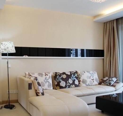 ,白色,12万,小户型,客厅,110平,现代,