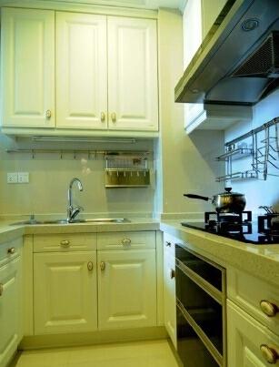 ,180平,现代,小户型,白色,厨房,12万,