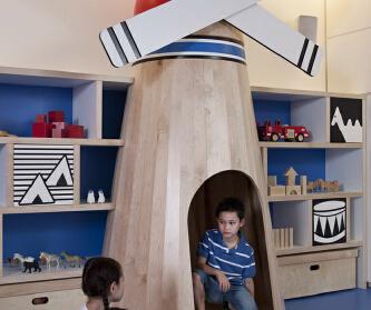 儿童娱乐区域设计