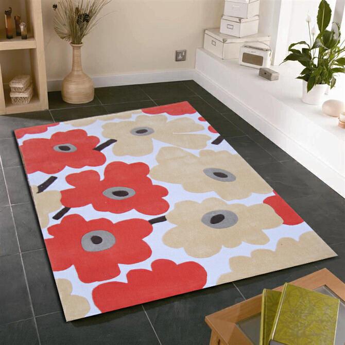 腈纶地毯的价格是多少,腈纶地毯和全棉地毯哪个好?