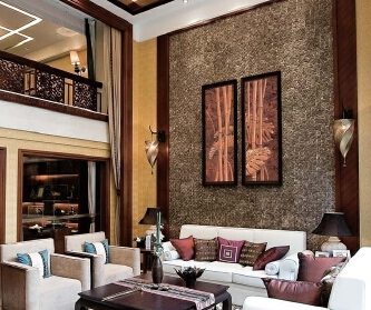 馨庭远离尘嚣的东南亚设计