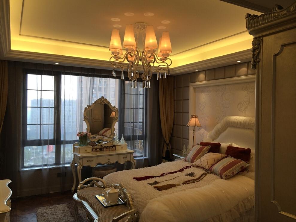 ,卧室,199平,大户型,欧式,黄色,300万,