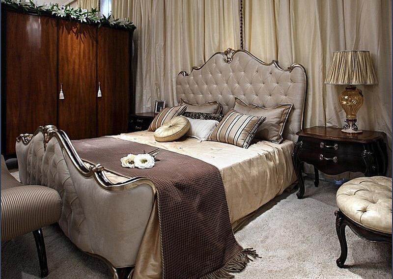 ,卧室,新古典,