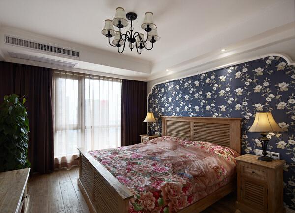,白色,四居,卧室,现代,80万,230平,