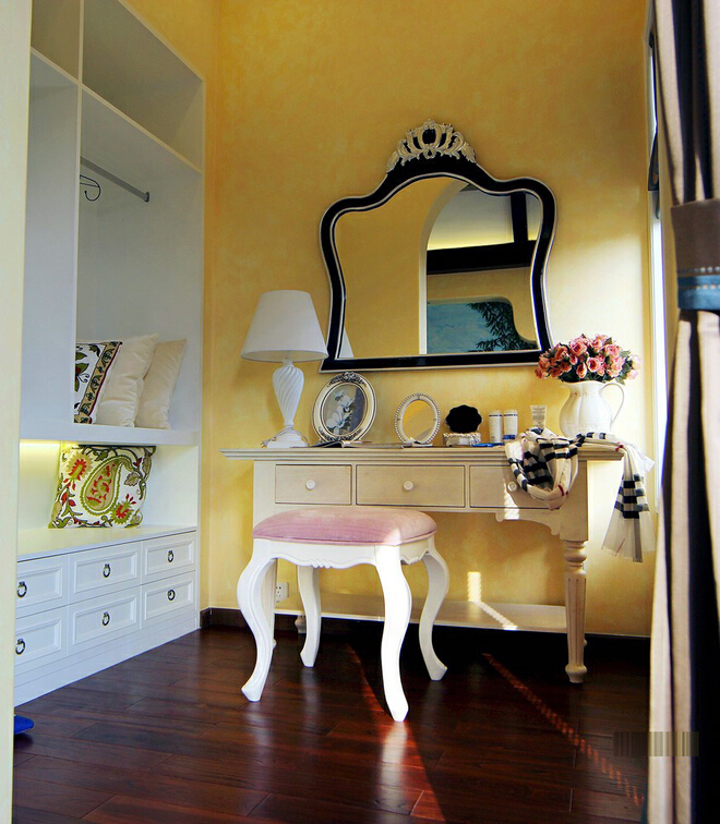 ,213平,46万,现代,一居,卧室,黄色,