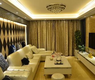 济南凯旋新城后现代风格:...