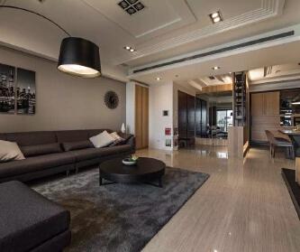 上海实创装饰打造186平...