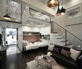 《悦·公寓...