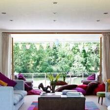 色彩混搭 省钱打造靓丽的家!