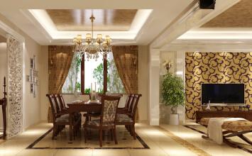 联排别墅—东南亚风格