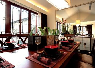 餐厅设计与装饰需要讲究的八大原则,你又知道几个呢?
